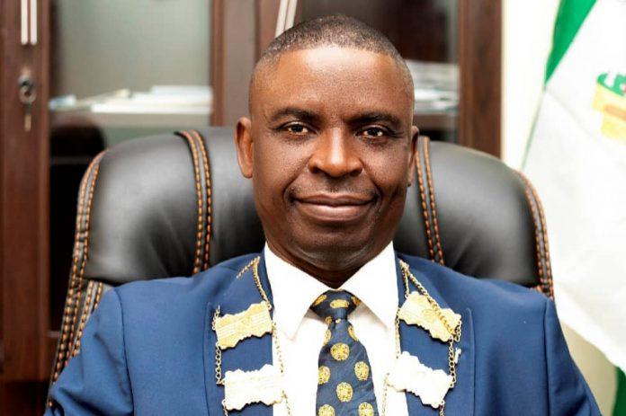 Chief Abiodun Odusanwo, National President, Institute for Tourism Professionals of Nigeria