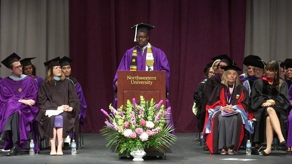 Youngest Ekiti PhD owner Damilola Arowolaju