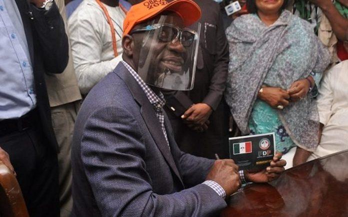 Godwin Obaseki Dumps APC