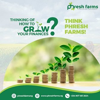 Phresh Farms Advert