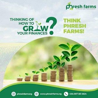 Phresh Farms Advert