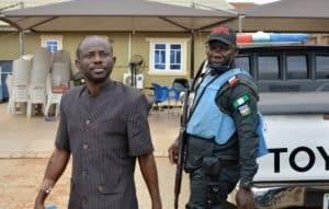 Crime Alert Security Network Amos Olugbenga Olaniyan
